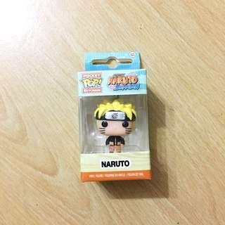 (FREE NM🎉) Chibi Naruto Figurine Keychain