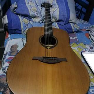 LAG Acoustic Guitar ( Standard )