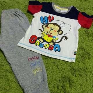 2 pieces baby cloth