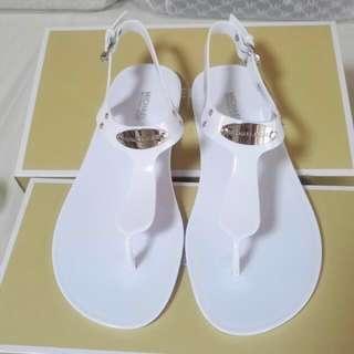 SALE! Michael Kors MK Jelly Sandals US 8
