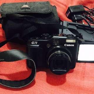 Canon G11 (repriced for fast deal)