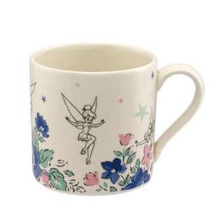 [英國代購 仲未截單] Cath Kidston Disney Tinker Bell Tinkerbell mug 杯 made in England UK Britain 英國製 水杯 茶杯 咖啡杯 cup  ck 廸士尼 小仙子 Peter Pan