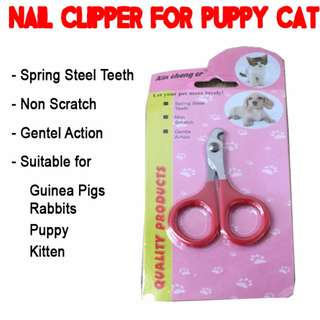 TPE013 Nail Clipper for Small Animals