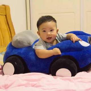 Comfy Baby Car Shape Seat
