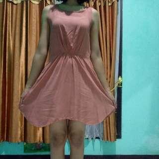 Mini dress cotton on