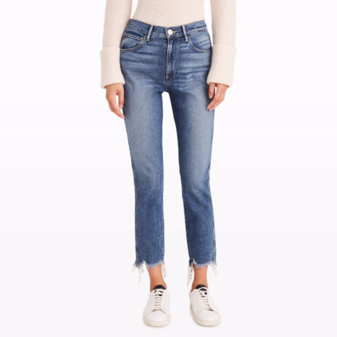 3x1 Authentic Cropped Jean