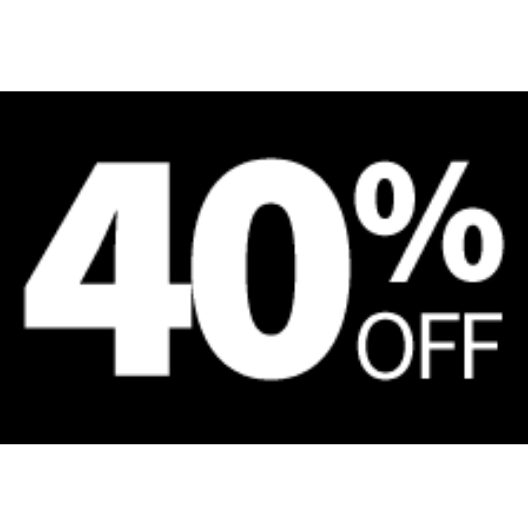 40% off on Baby dress and Selected Toys