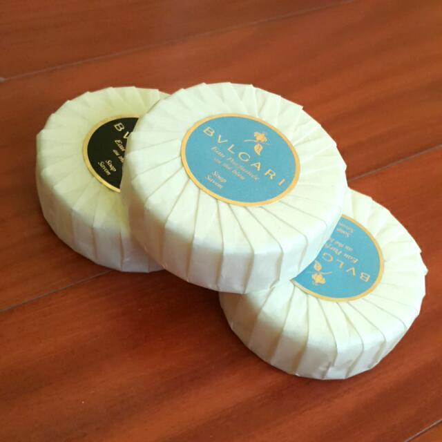 義大利原裝(聯名款)✈【寶格麗-精油香氛皂】多款