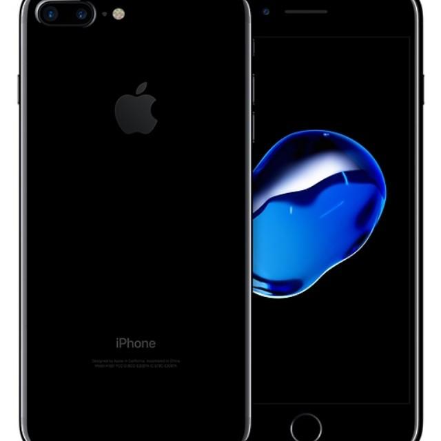 限量一隻 Apple iphone 7 plus 256G 曜石黑 蘋果 全新未拆封