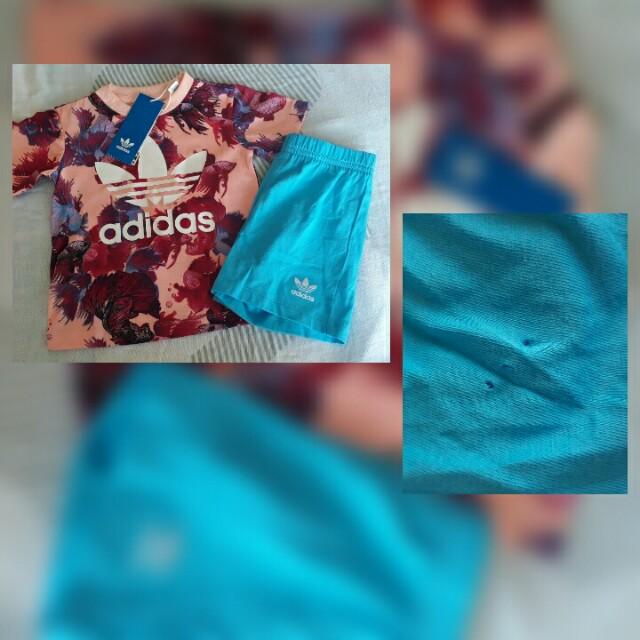Adidas girls set