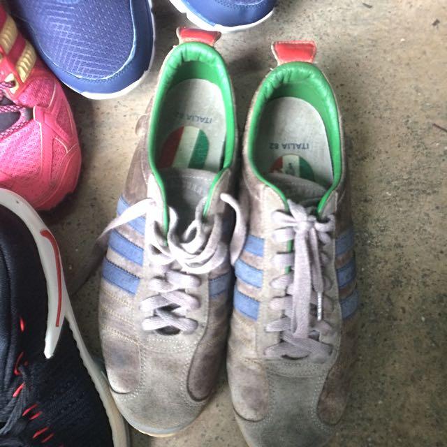 Adidas Italia Sneakers #deepavali50