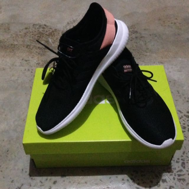 sale retailer cb726 e79a8 Adidas NEO Cloudfoam QT Flex (negotiable), Women s Fashion, Shoes on  Carousell