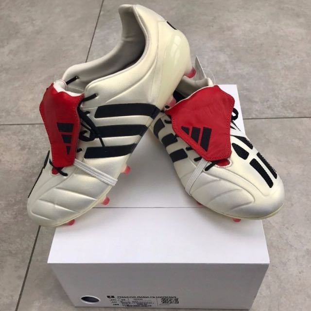 9ccc4ae21b83 ... where to buy adidas predator mania us9.5 u.k.9 sports sports games  equipment on