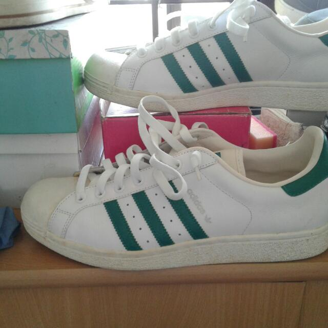 Adidas Tennis Fashion Shoe Old School
