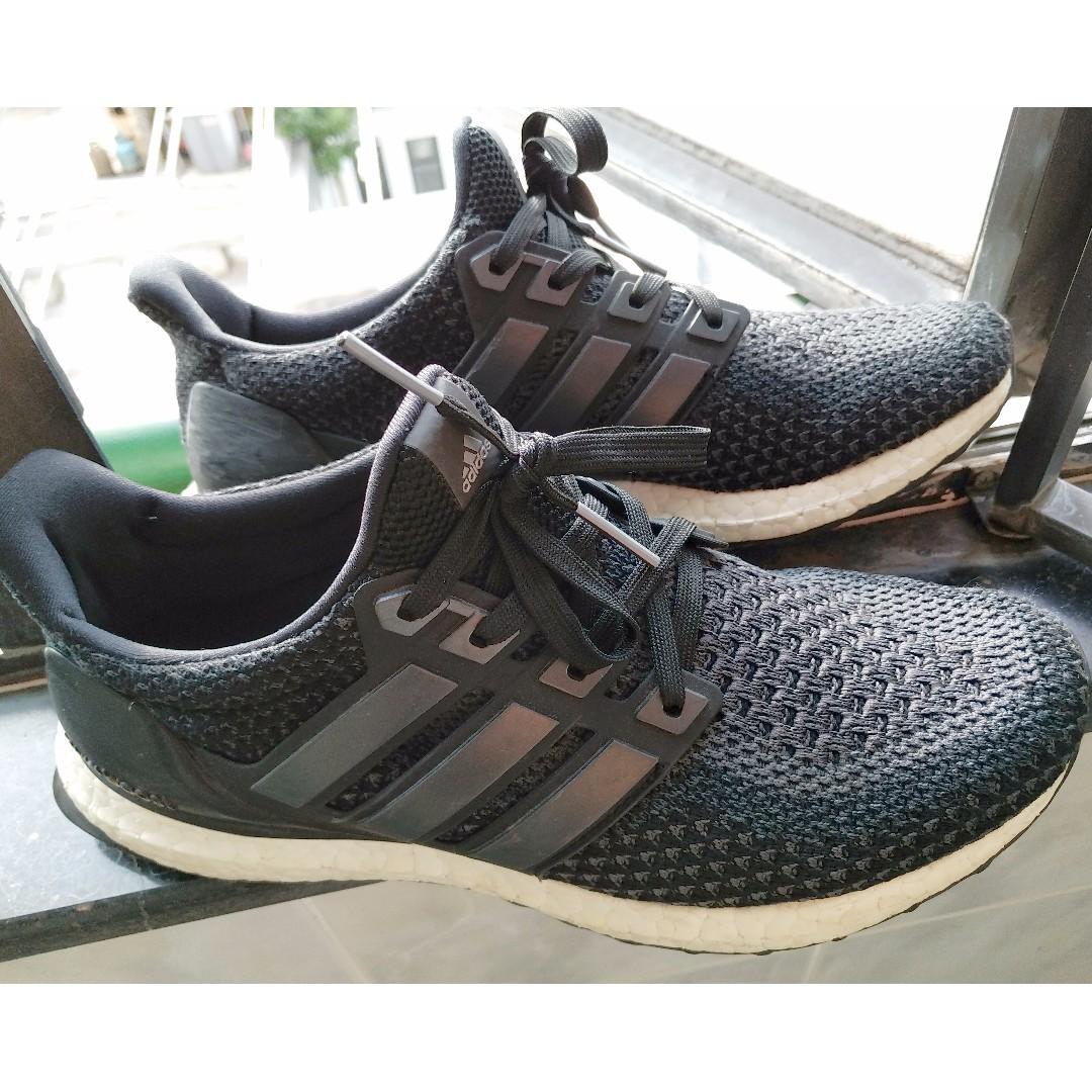 on sale a183e bf5bc Adidas Ultraboost BB3909 Core Black 2.0