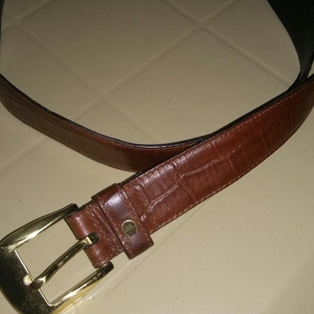 Aigner Belt