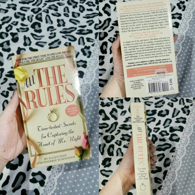 All the Rules *Book