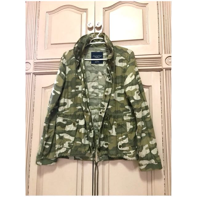 American Eagle Camouflage Jacket