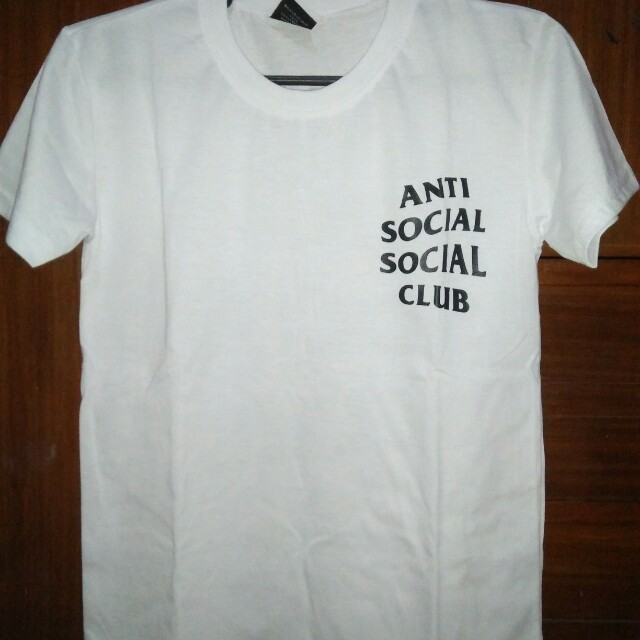 antisocial club shirt