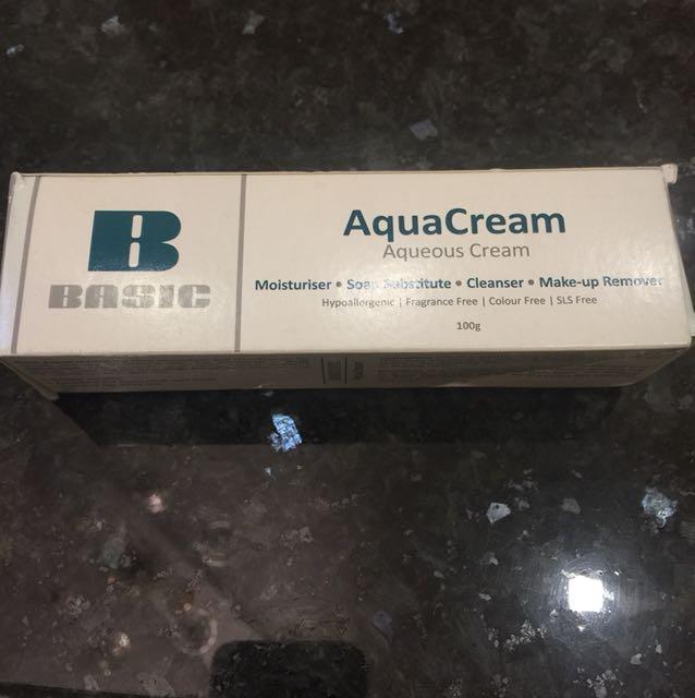 Aqua cream 100g
