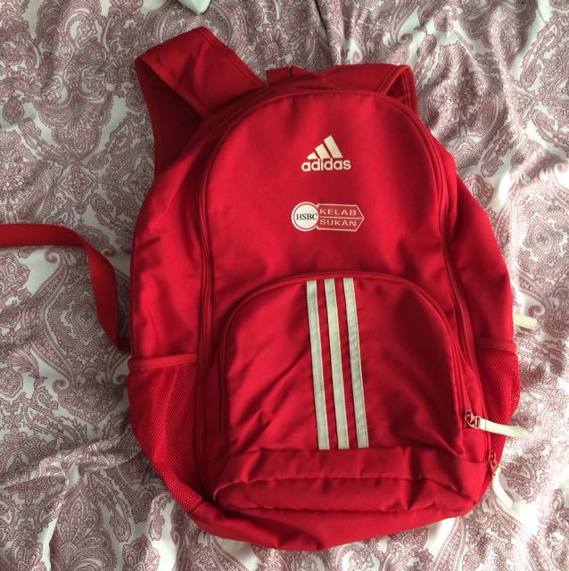 Authentic Adidas laptop backpack