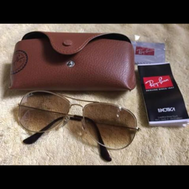 💯AUTHENTIC RAY BAN - SG