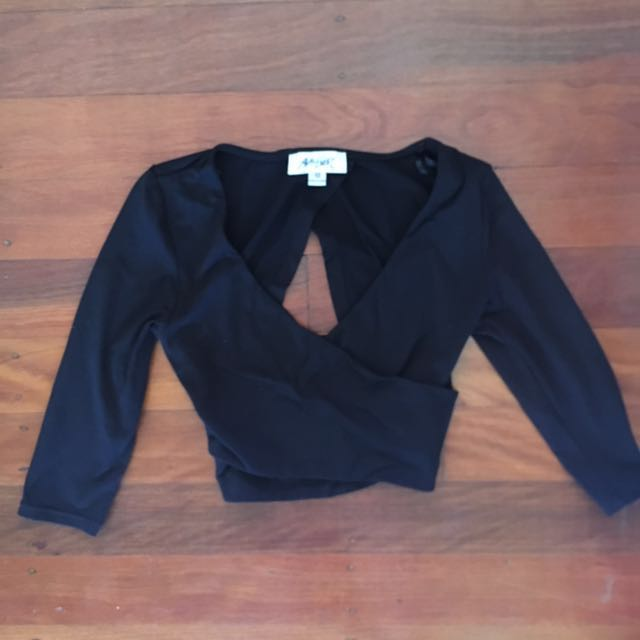 Ava and ever size 10 crop