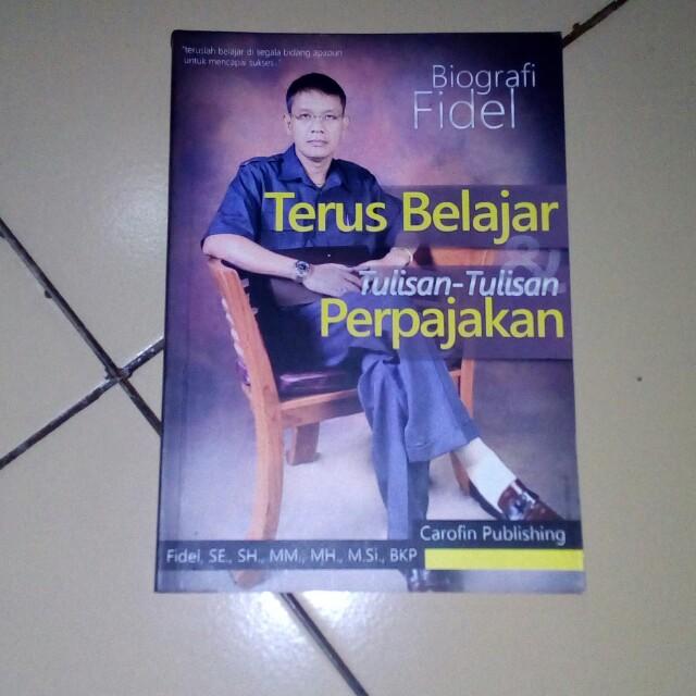 Biografi fidel,