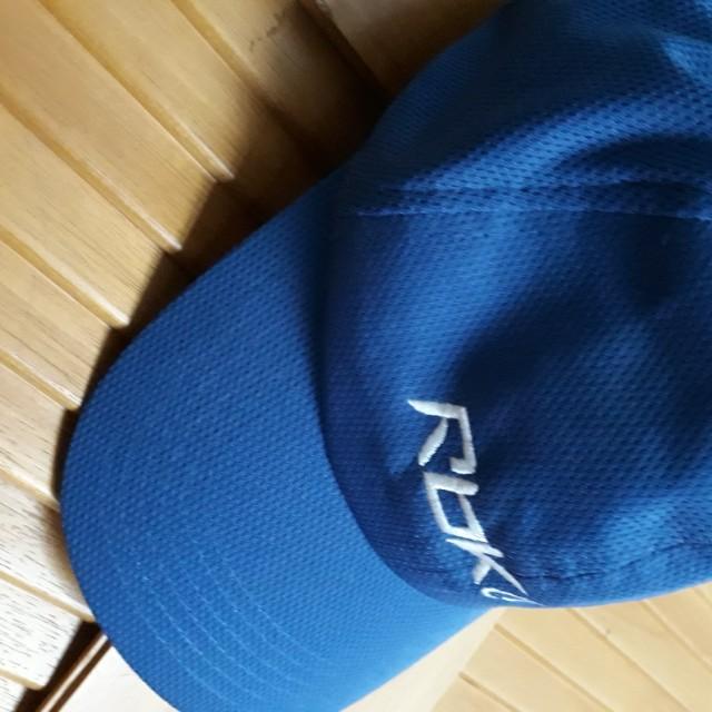 Blue Reebok Hat