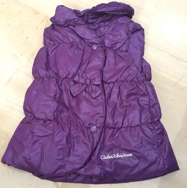 44c7af2d9aa9 BNWT Calvin Klein puffer vest US size 5