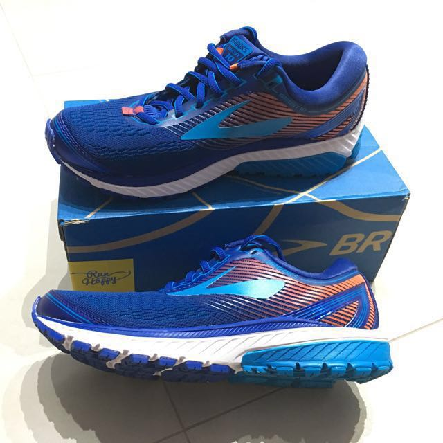 c8f653b6919 Brooks Ghost 10 running shoes (Size 8)
