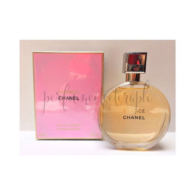 Chanel Chance Eau Vibe (Gold) 100 ml