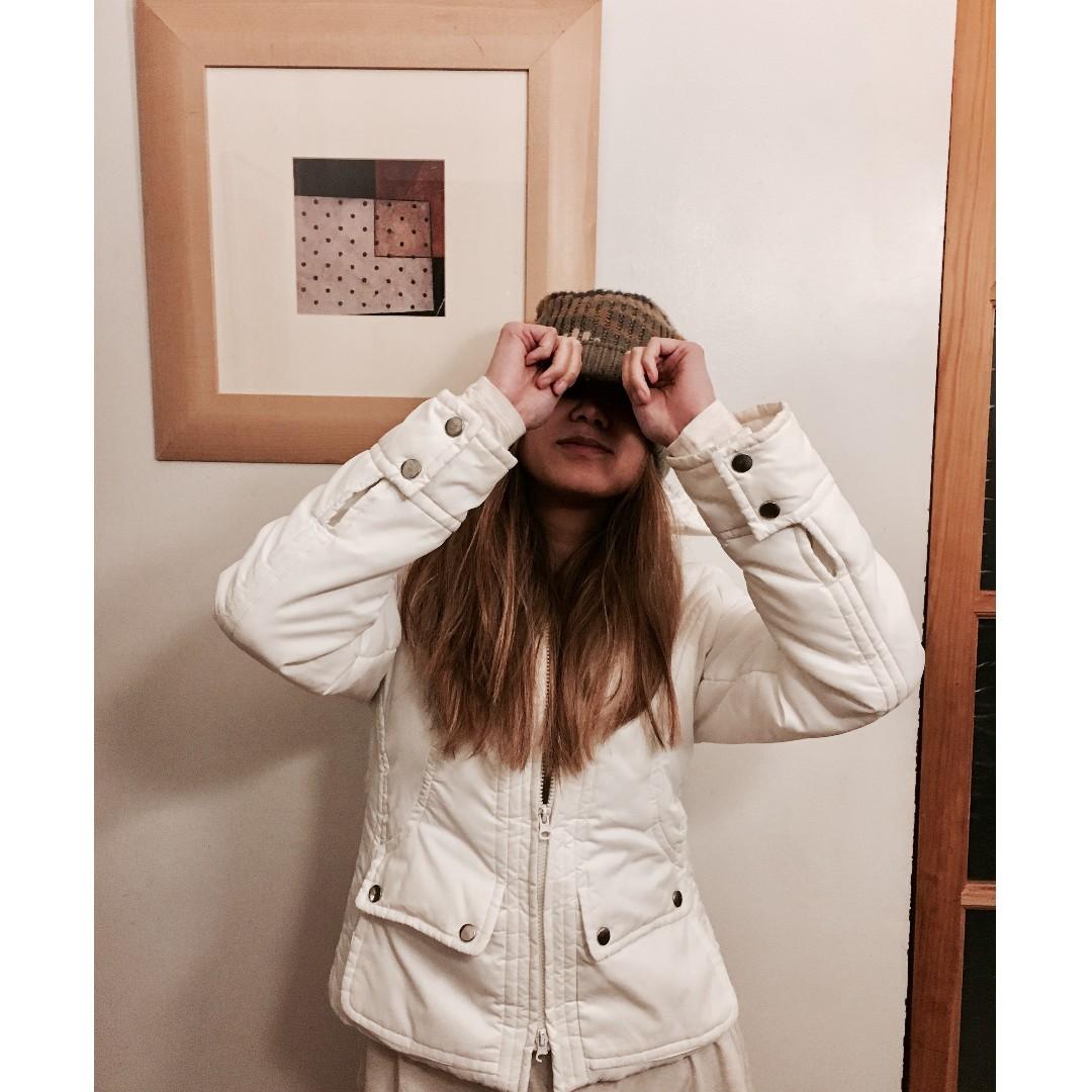 *REDUCED* Costa Blanca White Jacket