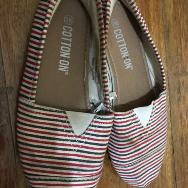 Cotton On Slip On Shoes
