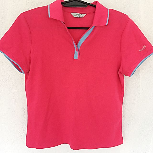 Crocodile polo shirt ( S-M)