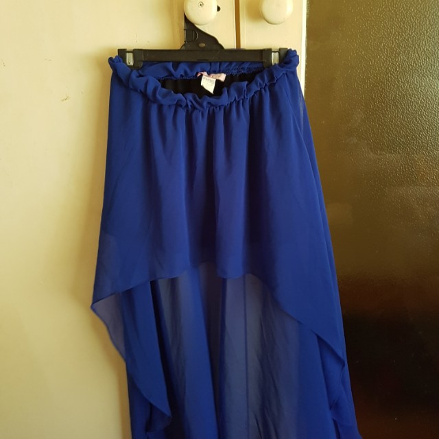 Dark blue supre skirt size S