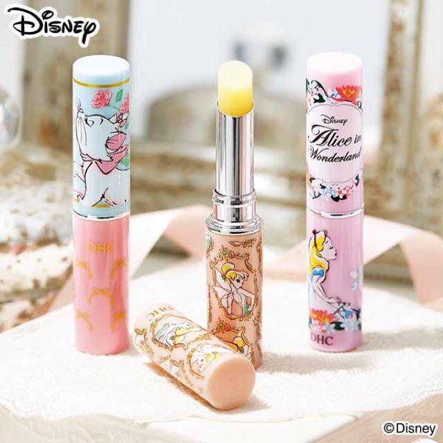 DHC迪士尼聯名護唇膏