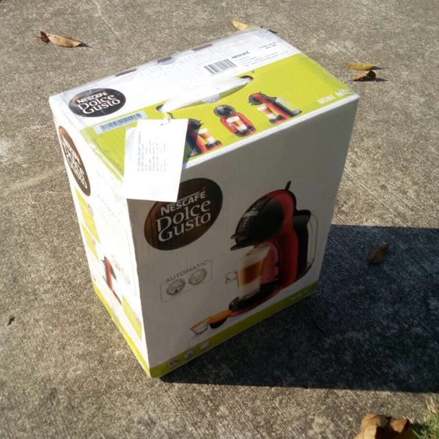 Dolce Gusto Mini Me Coffee Machine