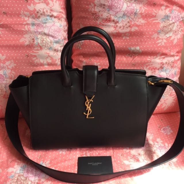 downtown cabas ysl