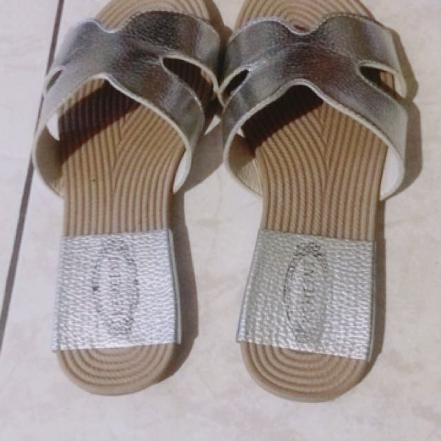Fashion 平板拖鞋