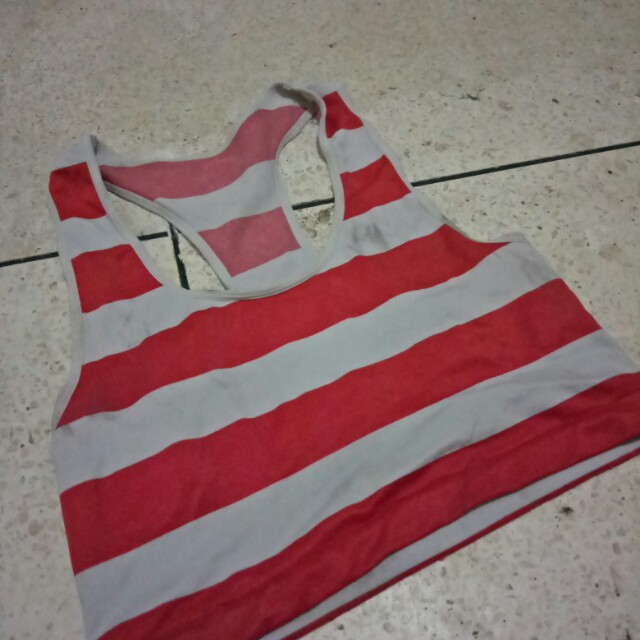 FLAG CROPTEE