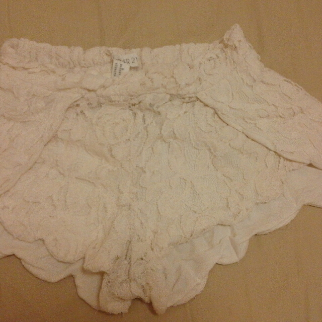 forever 21 original short lace