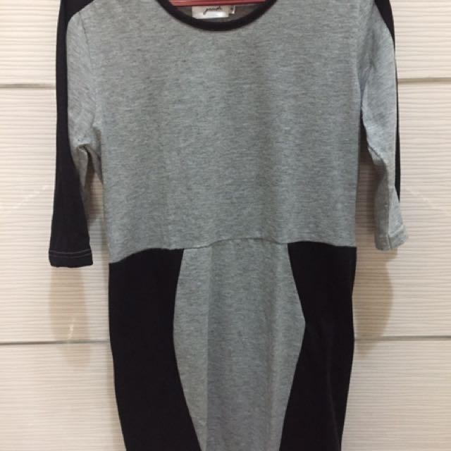 Gaudi grey dress