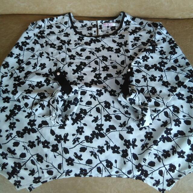 Girl N Girl Blouse (New)