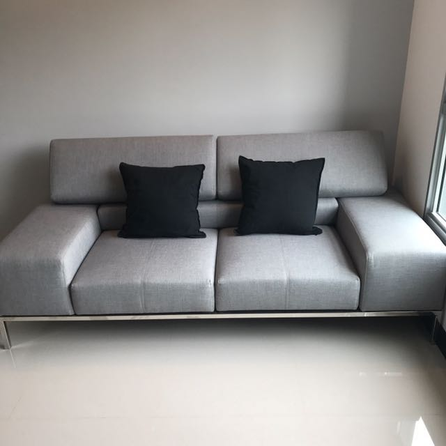 Good Quality Sofa For Sale (From Furniture Club), Home U0026 Furniture,  Furniture, Sofas On Carousell
