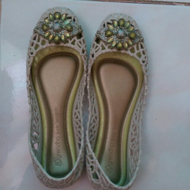 Grendha ivete sangalo doll shoes
