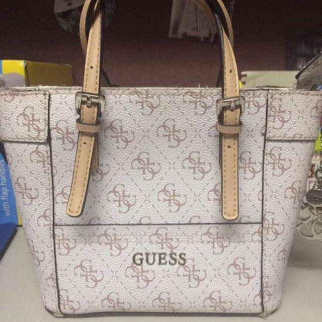 Guess Mini Crossbody Tote