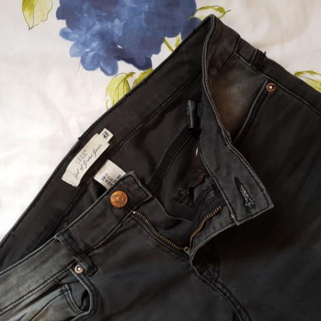 H&M LOGG Skinny Washed Jean #MidNovember50