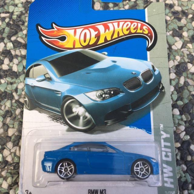 Hot Wheels Hot Wheels Bmw M3 Gt2