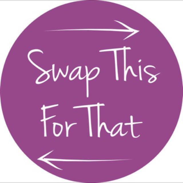 I'm open to swaps
